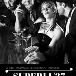 SUPERLI'37 - authentieke & zuivere haartonics